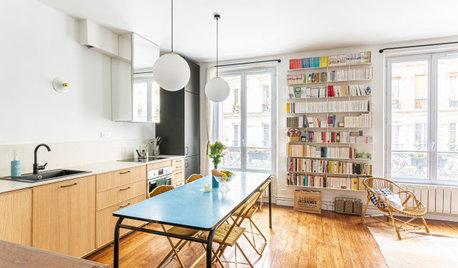 Avant/Après : 6 cuisines se font une place au salon