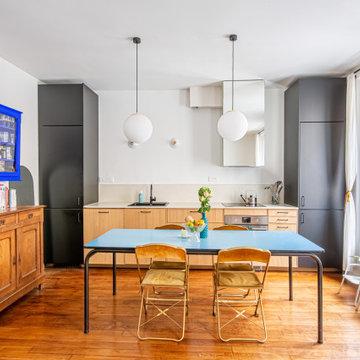 Projet Louis Blanc - 53 m2 à Paris