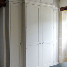 Traditional Kitchen Cabinetry by RH EBENISTERIE EURL
