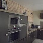 choppe bordelaise sur lev e industrial kitchen bordeaux by stanislas ledoux. Black Bedroom Furniture Sets. Home Design Ideas
