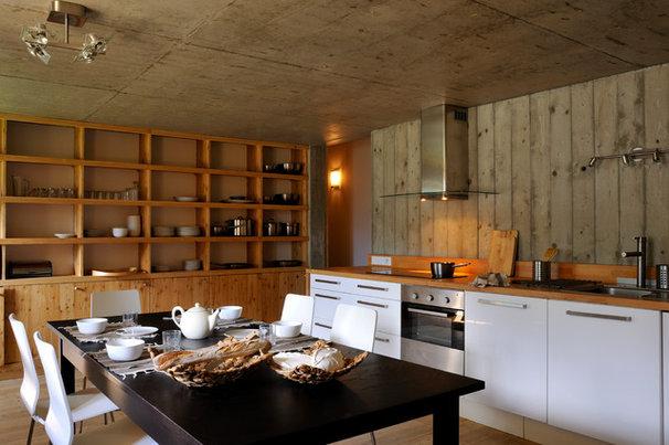 clectique cuisine by pierre doucerain architecte. Black Bedroom Furniture Sets. Home Design Ideas