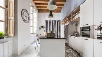 Rénovation appartement 98m² Lyon