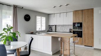 Rénovation appartement à Alfortville 94140