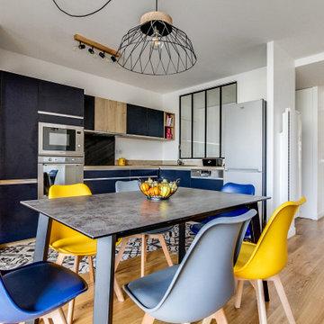 Rénovation complète appartement Montrouge