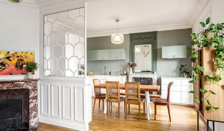 Visite Privée : Une chambre en plus dans un 66 m2 tendance