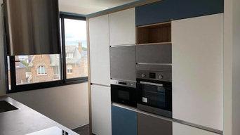 Rénovation complète d'un appartement de 170m2