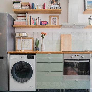Rénovation complète d'un appartement de 40m carré