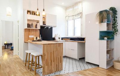Should I Choose Patterned Tiles for my Kitchen Floor?