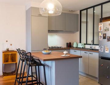 Rénovation complète d'un appartement grenoblois