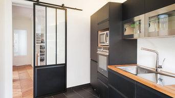 Rénovation complète d'un appartement Haussmannien de 80 m1
