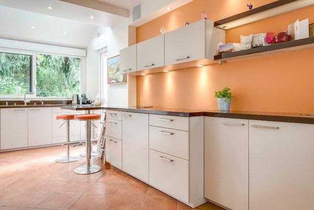 Modern Küche by Horizon déco