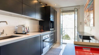 projet home staging appartement complet