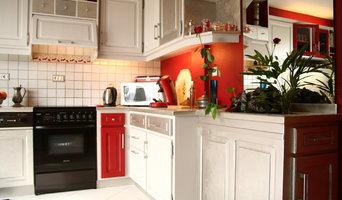 Rénovation Cuisine Rouge