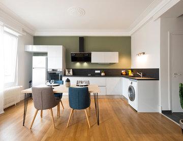 Renovation d'un appartement 70 m2