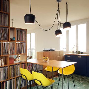 Rénovation d'un appartement à Paris 11ème