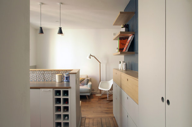 Scandinave Cuisine by Bän Architecture