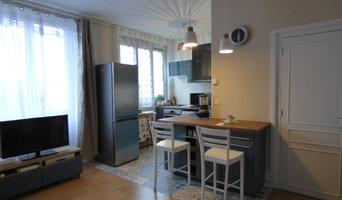 Rénovation d'un appartement de 47 m2 Après