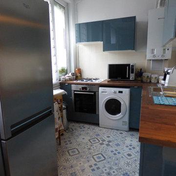 Rénovation d'un appartement de 47 m2