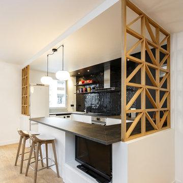 Rénovation d'un appartement de 47m²