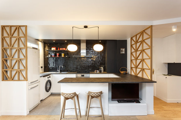 Scandinave Cuisine by Emilie Melin architecte DPLG