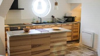 Rénovation d'un appartement en bord d'océan