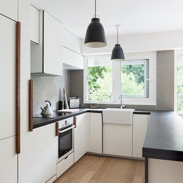Rénovation d'un appartement modern