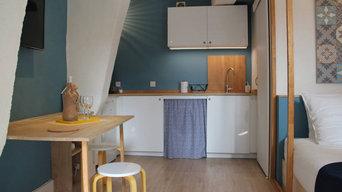 PROJET IX - Appartement quartier Bouffay à Nantes
