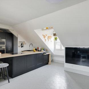 Rénovation d'un appartement sous les toits