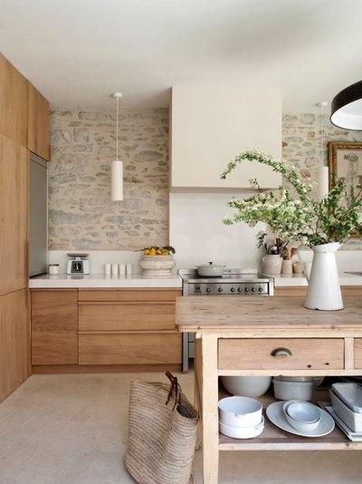 カントリー キッチン by Ml-h design