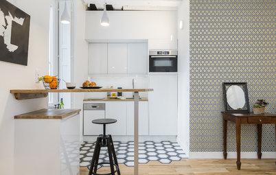 Ab an die Bar: 8 Vorteile einer Küchentheke