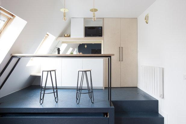 Contemporain Cuisine by OUI Architecture