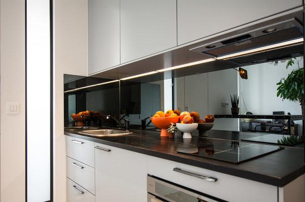 Modern Küche by Jean-Christophe Peyrieux