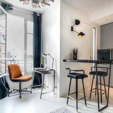 Rénovation d'un Studio de 20 M2
