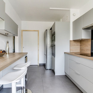 Rénovation d'une cuisine et création d'une salle d'eau