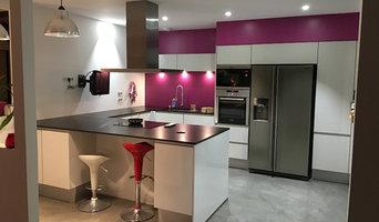 Rénovation d'une cuisine ouverte