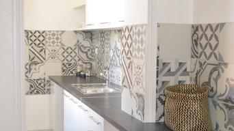 Rénovation d'une cuisine pour une maison de location