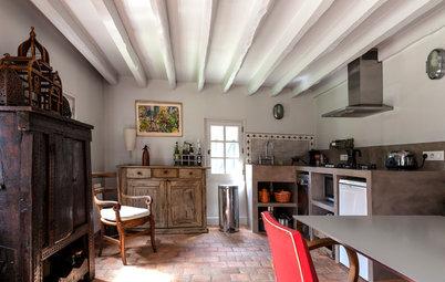 27 id es d co qui font le charme des cuisines campagne - Cuisine de charme ...