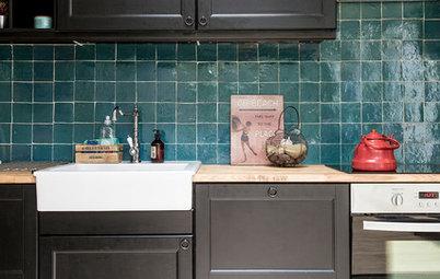 Südländisches Flair fürs Zuhause – mit Zellige Fliesen