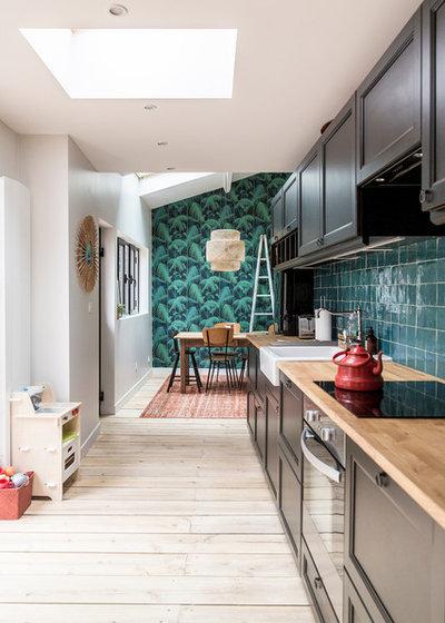 Moderne Cuisine by Olivier Stadler Architecte