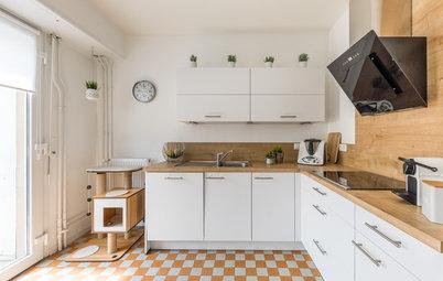 Retour sur 18 avant/après de cuisines modernisées