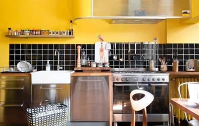Houzz Tour: Back to the '50s in the Heart of Bordeaux