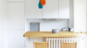Rénovation éco-reponsable d'un appartement