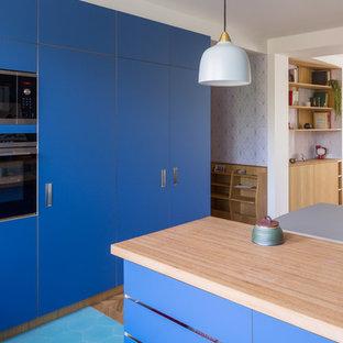 Rénovation et optimisation d'un appartement avec mobilier sur-mesure