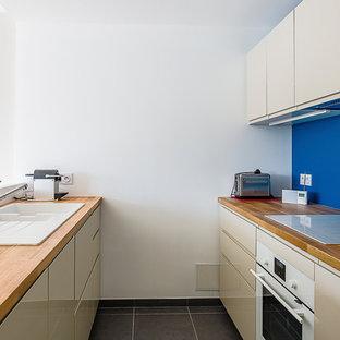 Rénovation et restructuration d'un appartement à La Baule