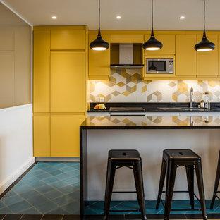 Rénovation globale d'un appartement des années 70