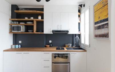 17 astuces électroménager de pro pour optimiser une mini-cuisine