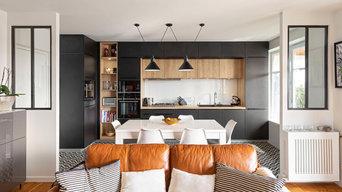Rénovation Totale Appartement 93 m2