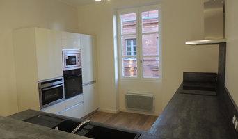 Rénovation vieil appartement toulousain