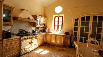 Restauration/ décoration d'une maison provençale
