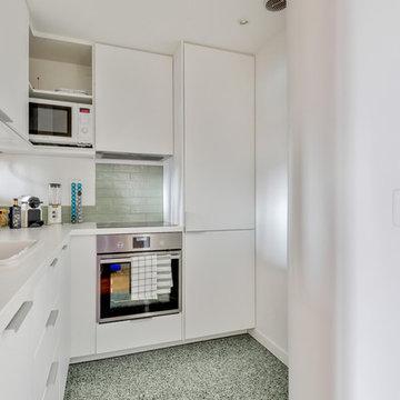 Restructuration appartement 9ème